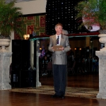 Lee Fox - Chairman of Judges at 2014 USA Dance Royal Palm DanceSport Competition