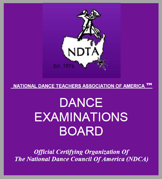 Dance Examinations Board Logo