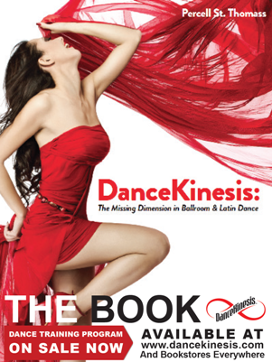 DanceKinesis - Book by Percell St. Thomas - www.DanceKinesis.com