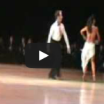 Michael Neil & Danielle Wilson - Retirement Show Dance