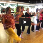 One Billion Rising: A dance class at Star Ballroom, Pompano Beach, Florida marks the occasion