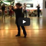 Mandy Ball Teaches Rumba Lead-able Tidbits at NDTA Seminar - Oct. 25, 2014
