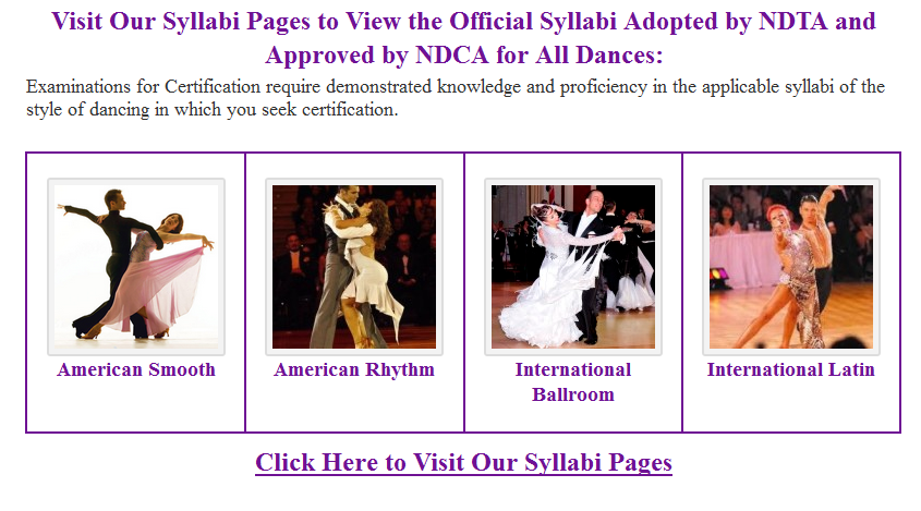 Visit Our Syllabi Pages