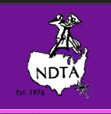 National Dance Teachers Association of America (NDTA) - Logo