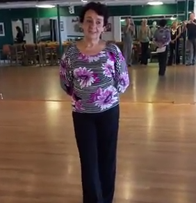 Elisabeth Tarodi - International Rumba Workshop - October 14, 2017