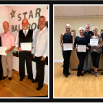 5 New Teacher Certifications in Bronze American Smooth Awarded by NDTA to Examinees Who Passed the NDTA-Administered Examinations