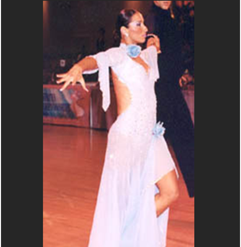 Olga Bogdanov - One of the Most Famous & Decorated Dancers in the World